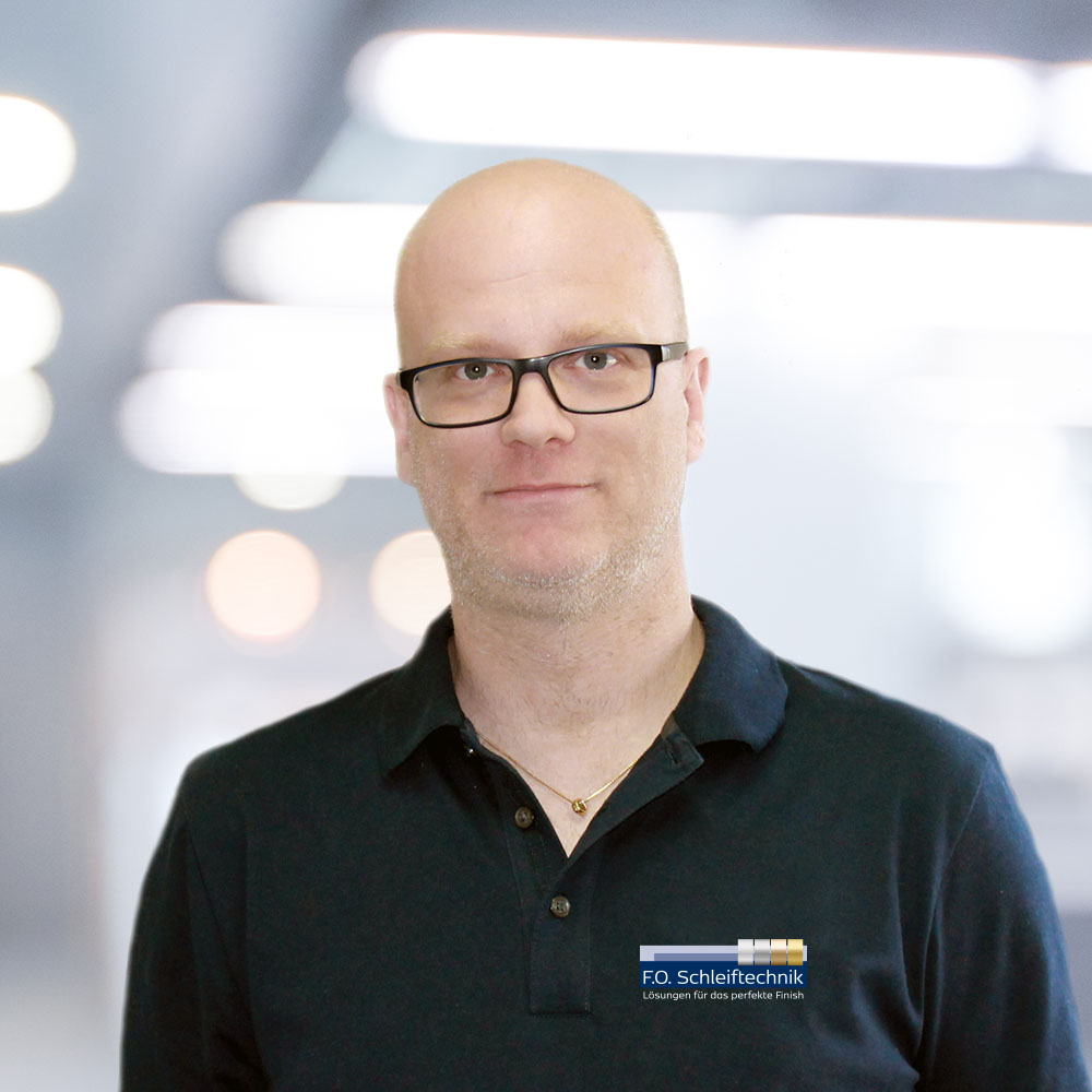 F.O. Schleiftechnik | Ansprechpartner | Björn Oberschelp