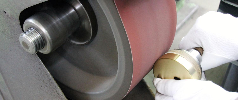 F.O. Schleiftechnik | Metallbearbeitung | Lösungen für das perfekte Finish