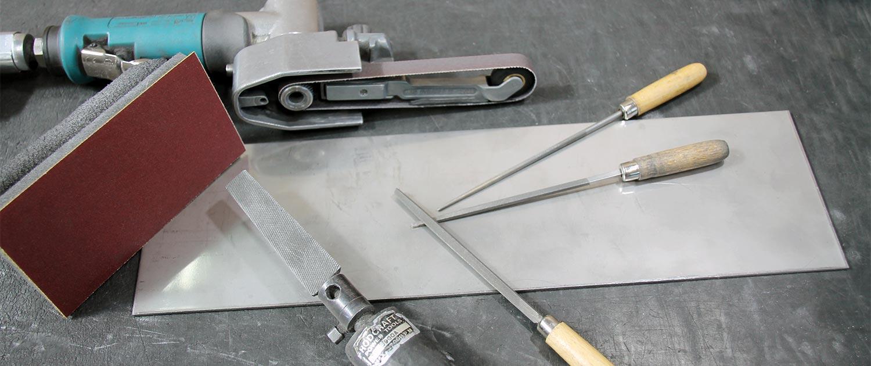 F.O. Schleiftechnik | Metallbearbeitung | Entgraten