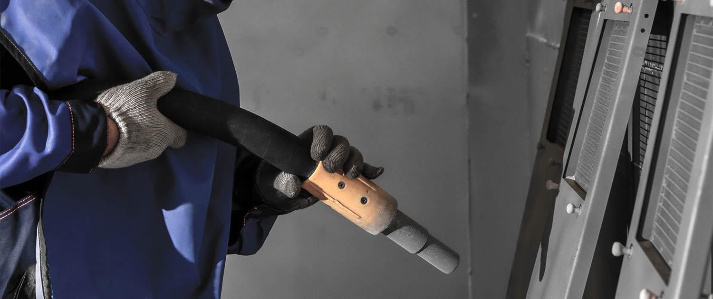 F.O. Schleiftechnik | Metallbearbeitung | Strahlen