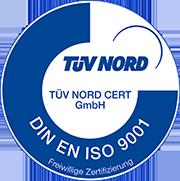 F.O. Schleiftechnik | Zertifizierung | DIN EN ISO 9001 : 2015