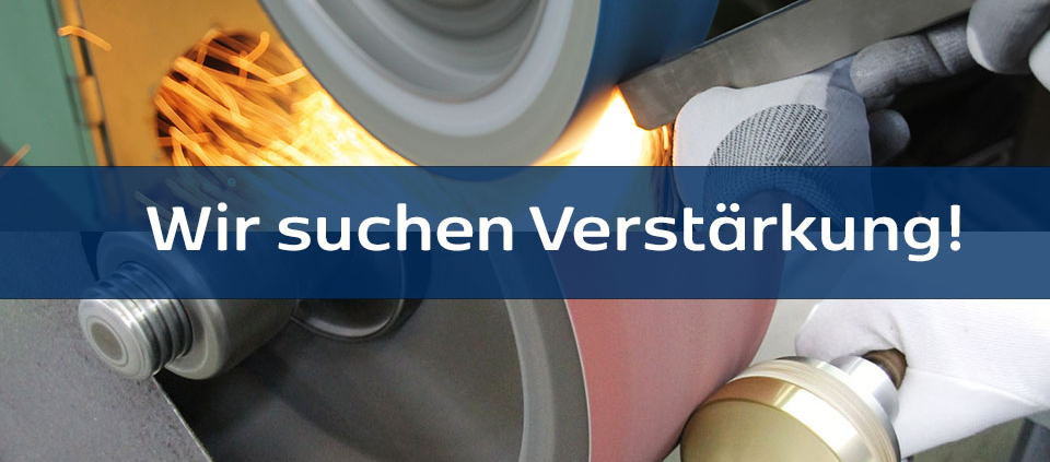 F.O. Schleiftechnik | News | Personal für Schleiferei gesucht